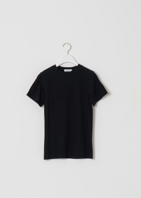 (AMOMENTO  BASIC T-SHIRTS (4COLORS