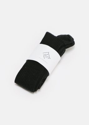 Overknee Socks – Cotton Rib