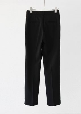 Basic black slacks