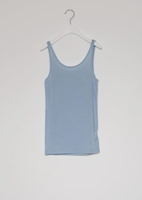 AMOMENTO  SHEER SLEEVELESS (3COLORS)