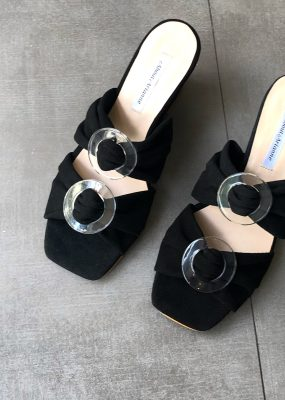 Valentina Wedge / Black – About Arianne