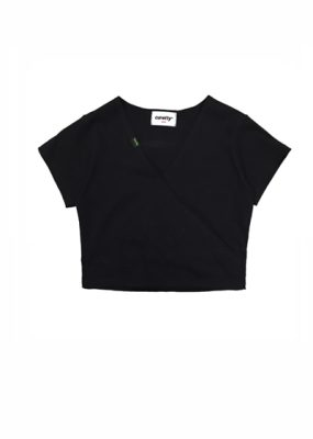 Crop Top – Black