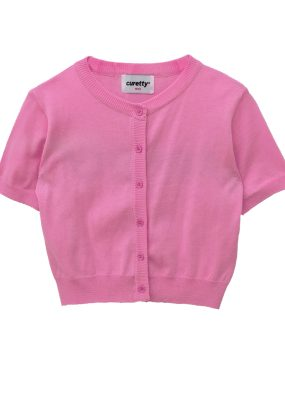 Curetty Pink Cardigan