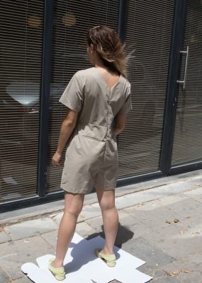 RocketxLunch Jumpsuit – Olive