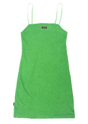 TOWEL MINI DRESS – Curetty