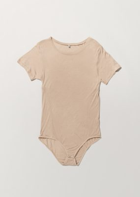 Tee Body – Bamboo Jersey NUDE – Last units
