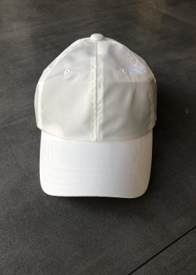 RocketXLunch Nylon Cap – White