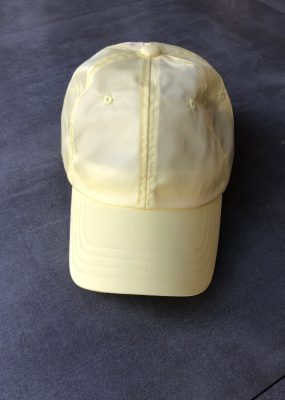 RocketXLunch Nylon Cap – Yellow