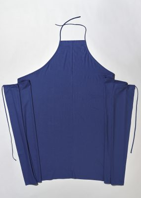Apron Honda Dress – Raw Silk