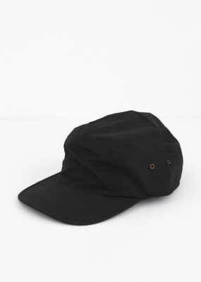 Nylon Cap – Black