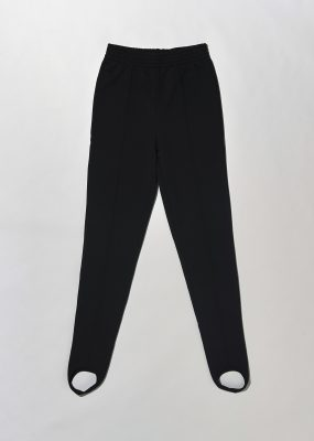 Yuma Sweat Pants – Italian Fleece – Black