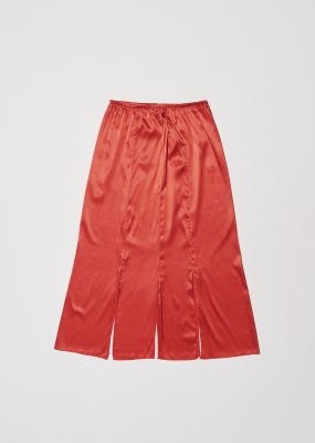 Jeo Skirt – Silk Satin