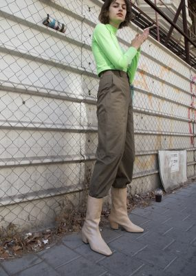 FATIGUE PANTS – Khaki