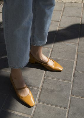 MINA BALLET PUMPS – ABOUT ARIANNE