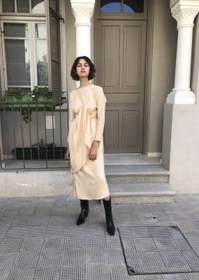 Gada Dress – Silk Voile