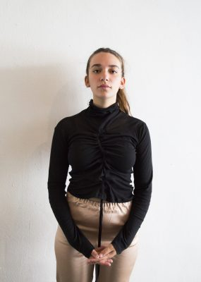 Alsa Turtleneck – Cotton Gaze