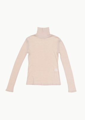 AMOMENTO TURTLENECK – BEIGE