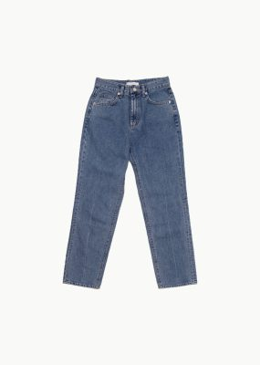 AMOMENTO  REGULAR DENIM – Dark blue