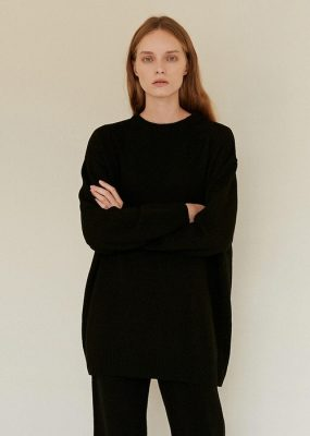 Oversized Pullover – Among