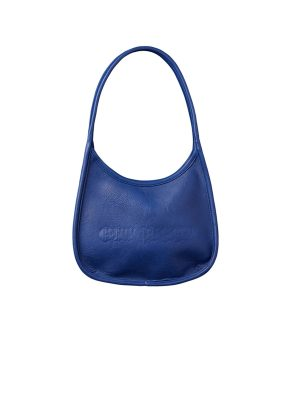SHOULDER BAG – BLUE / Last in stock