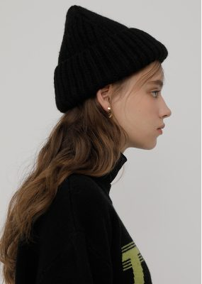 KNIT BEANIE / RocketxLunch – 2 colors