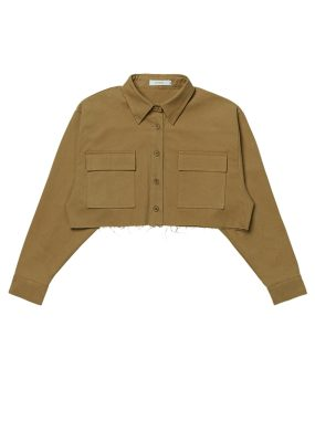 Curetty Cropped Jacket / 2 colors