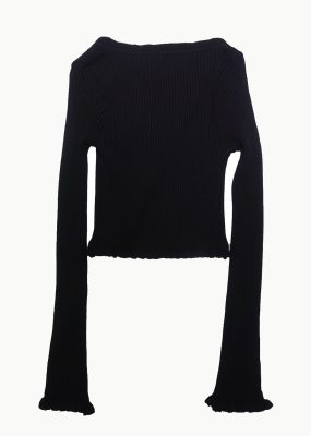 Curetty Cardigan – Black