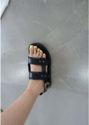 REIKE NEN Turnover Mold Sandals