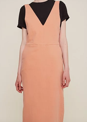 ALDA Dress – Peach