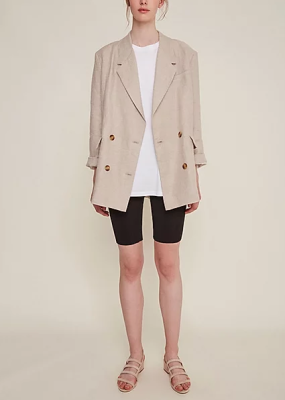 MARTIA Blazer/ Natural