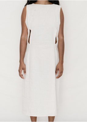 Strada Dress – Linen/cotton