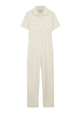 Paloma wool – ADA Jumpsuit / White