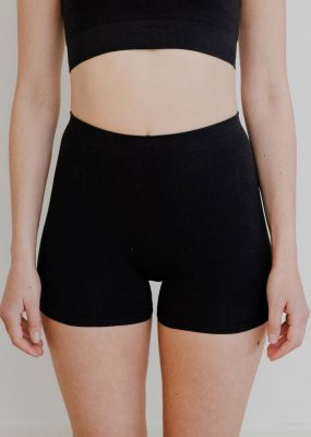 OLETA SHORTS – FINE COTTON SEAMLESS/ 2 colors