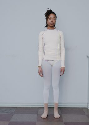 OMATO LONG SLEEVE – OFF WHITE – CONTRAST