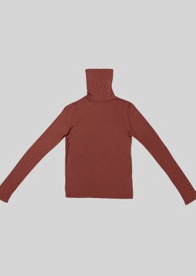 Turtle Neck – Bamboo Jersey
