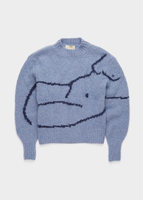 PALMIRA SWEATER – PALOMA WOOL (BLUE)
