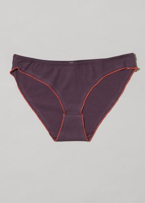 Pam Pants – Cotton Rib / Purple