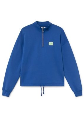 WELLNESS PULLOVER – Paloma Wool / Blue