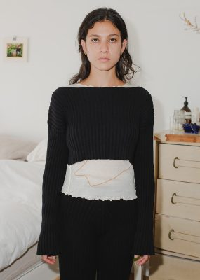 Macau Sweater – Cotton Rib