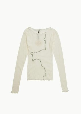 Gerrymandered Long Sleeve – Cotton Gaze