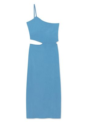 SAY Dress (BLUE)- Paloma wool