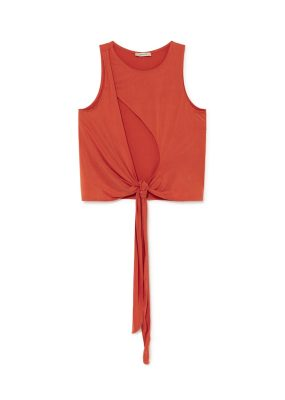 NAME TOP (ORANGE)- Paloma wool